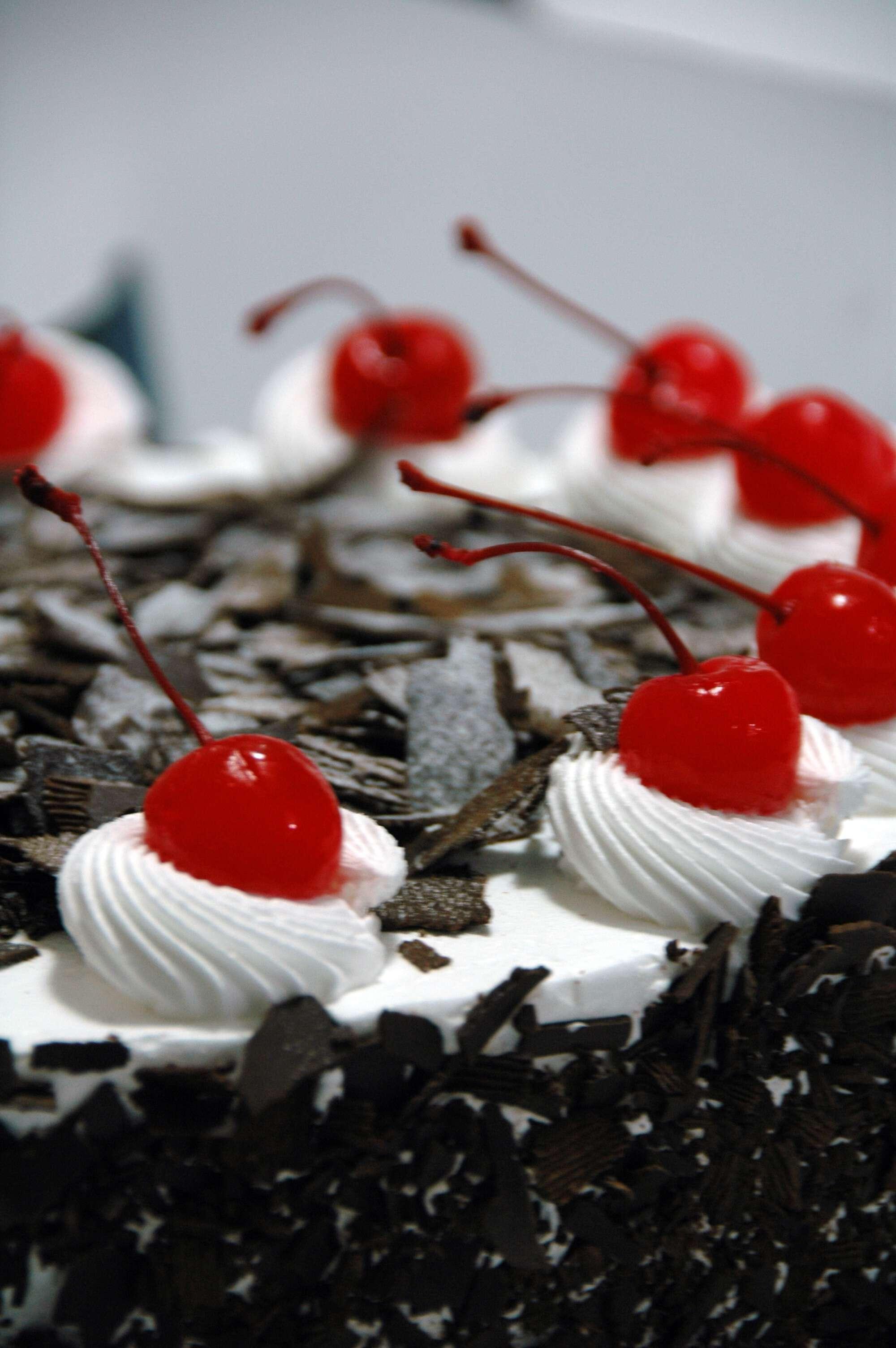 Black forest cake recipe #dessert