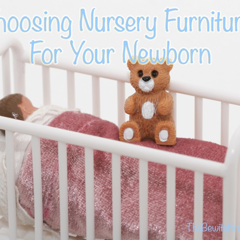 Tips on Choosing Nursery Furniture for Your Newborn