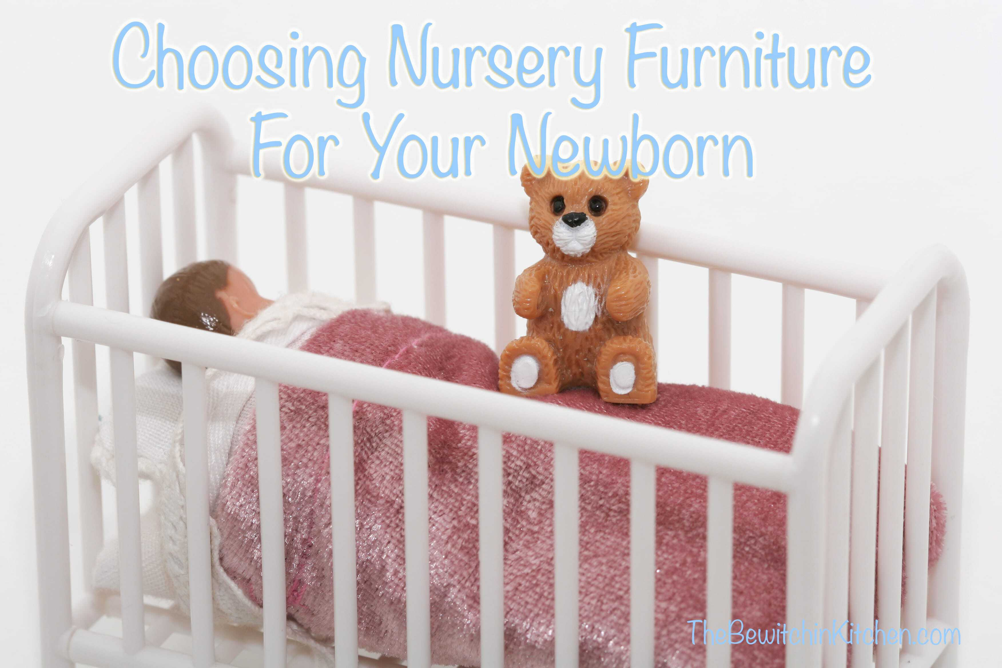 Choosing Nursery Furniture