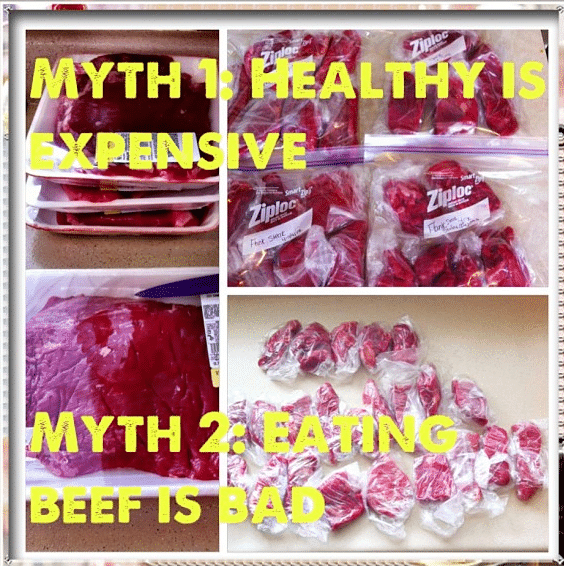 The Health Myths of Beef