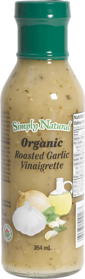 Simply Natural Organic Roasted Garlic