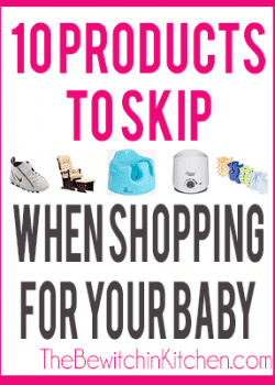 Baby Products That Are A Waste Of Money