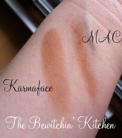 karmaface VS MAC