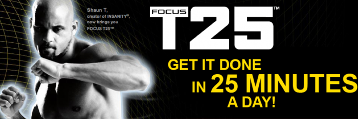 T25 Review: Week 2