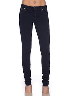 Mid Rise Skinny Yoga Jeans
