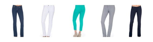 Yoga Jeans review
