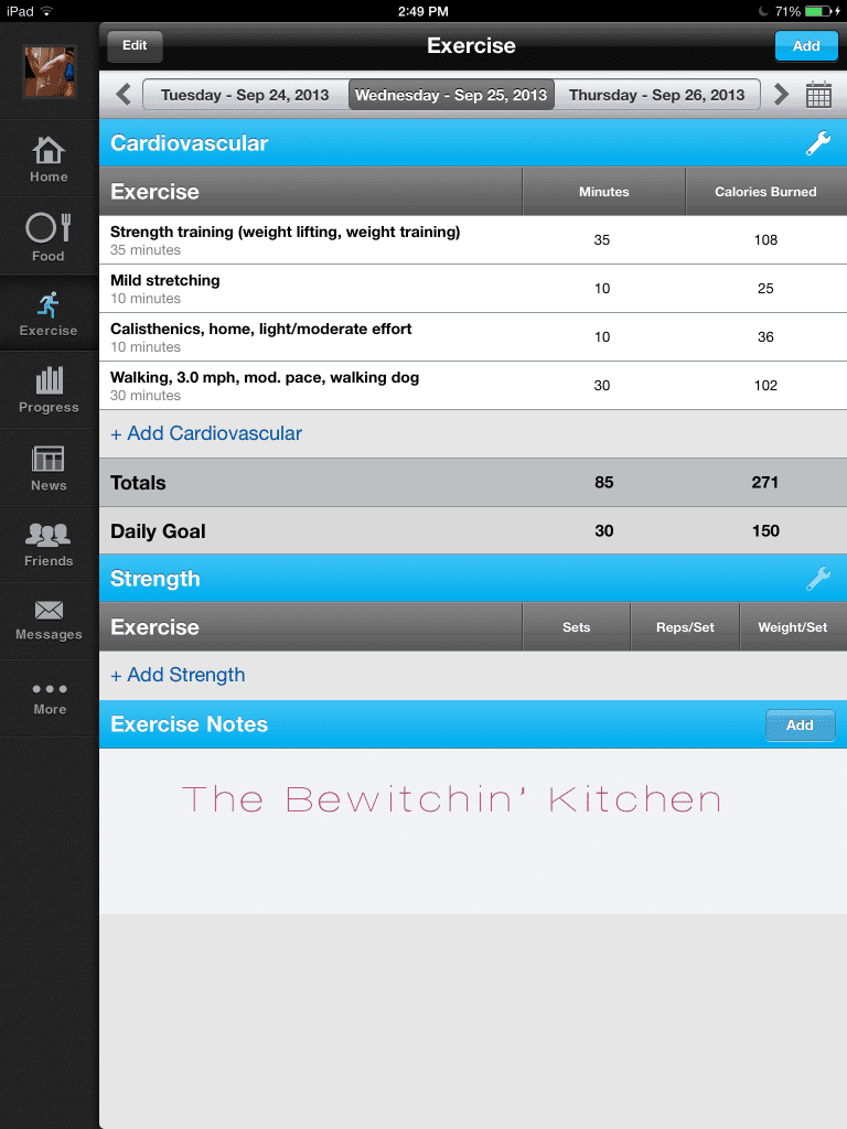 How To Use My Fitness Pal For Weight Loss Success. This app is great for meeting nutrition goals, fitness motivation, or tracking your macros. | The Bewitchin' Kitchen