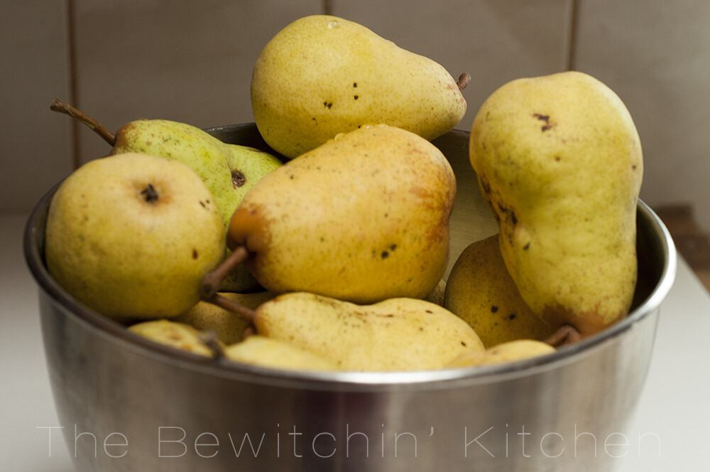 Pear Recipes