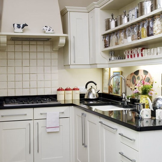 Saving Space In The Kitchen