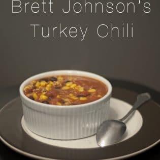 Brett Johnsons Turkey Chili