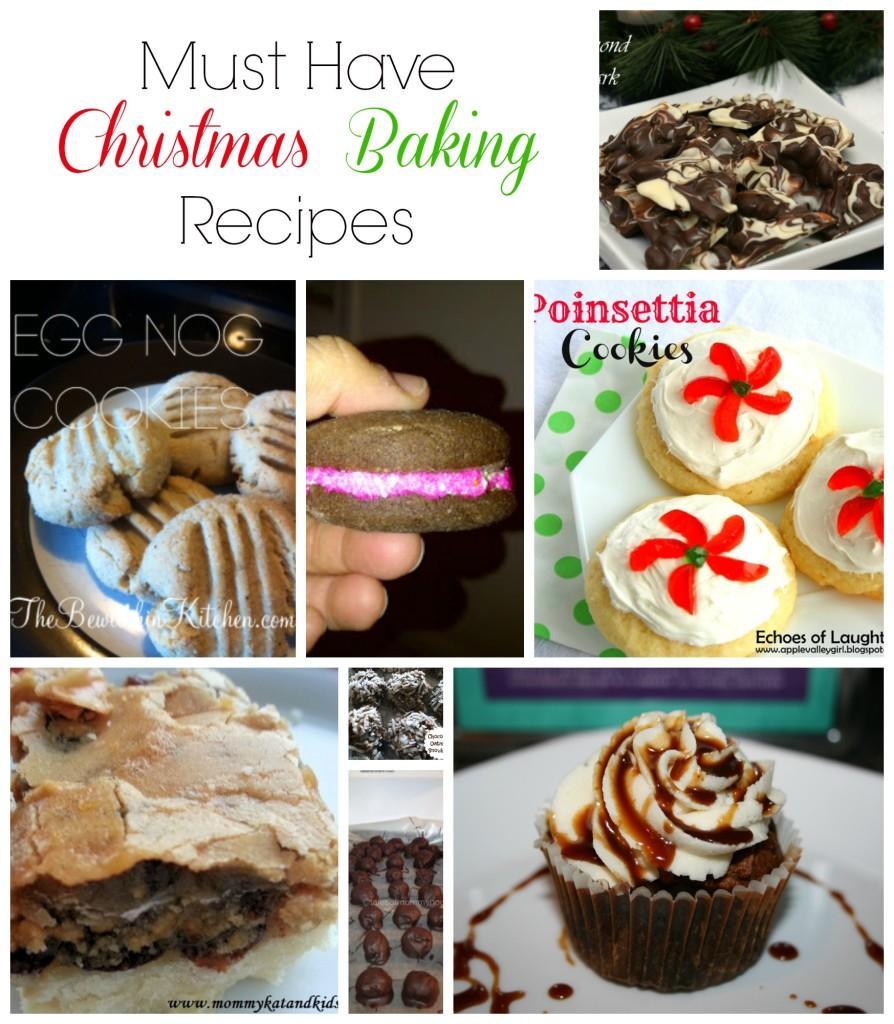 Christmas Baking Recipes