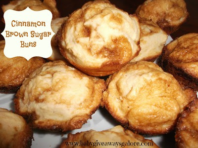 Cinnamon Brown Sugar Bun Recipe