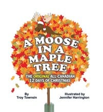 Canadian Christmas Book