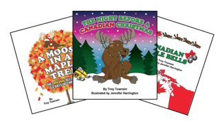 Canadian Christmas Books