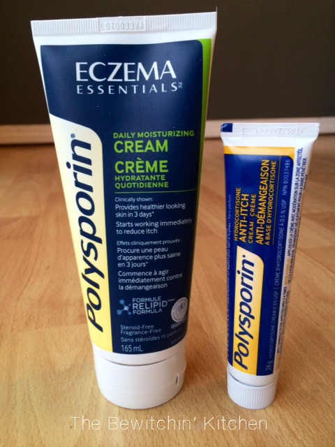 Polysporin Eczema