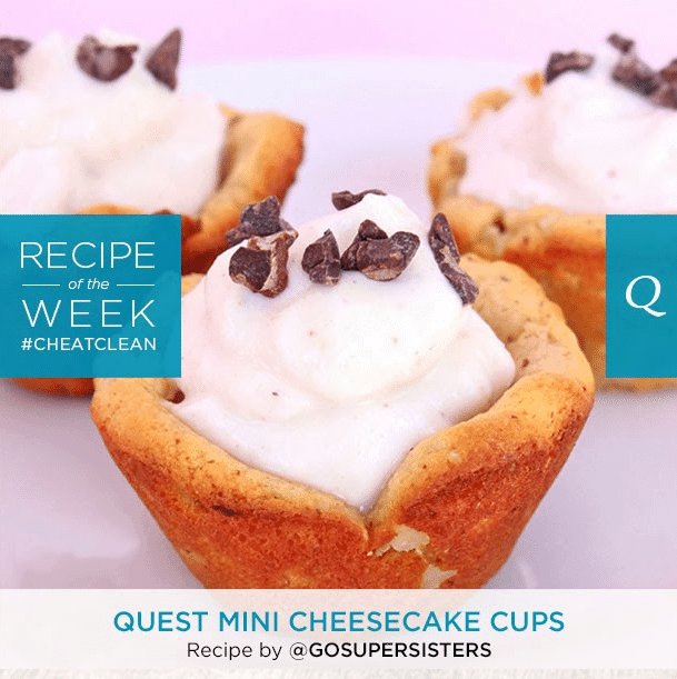 Quest Mini Cheesecake Cups