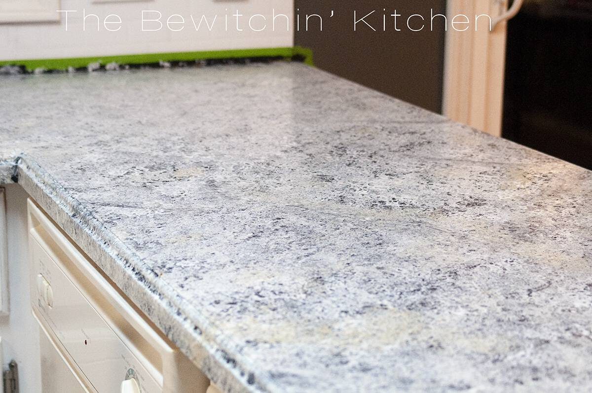 Giani Granite Counter Top : Painting kitchen countertops with giani granite the