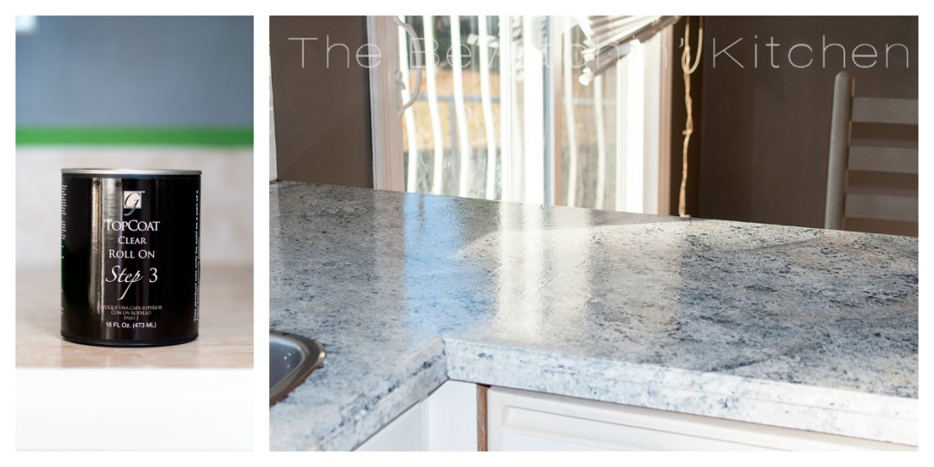 Giani Countertop Paint Walmart : Painting Kitchen Countertops With Giani Granite The Bewitchin ...