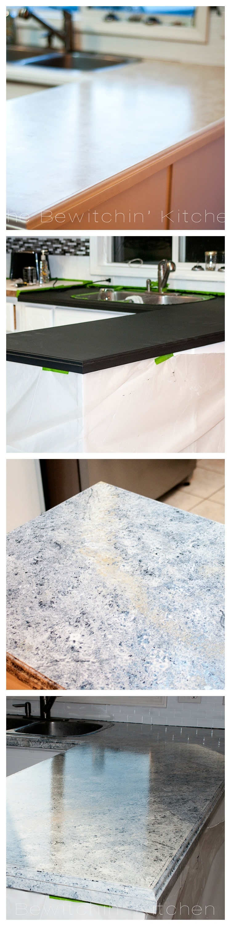 Painting Bathroom Countertops To Look Like Granite - home decor ...