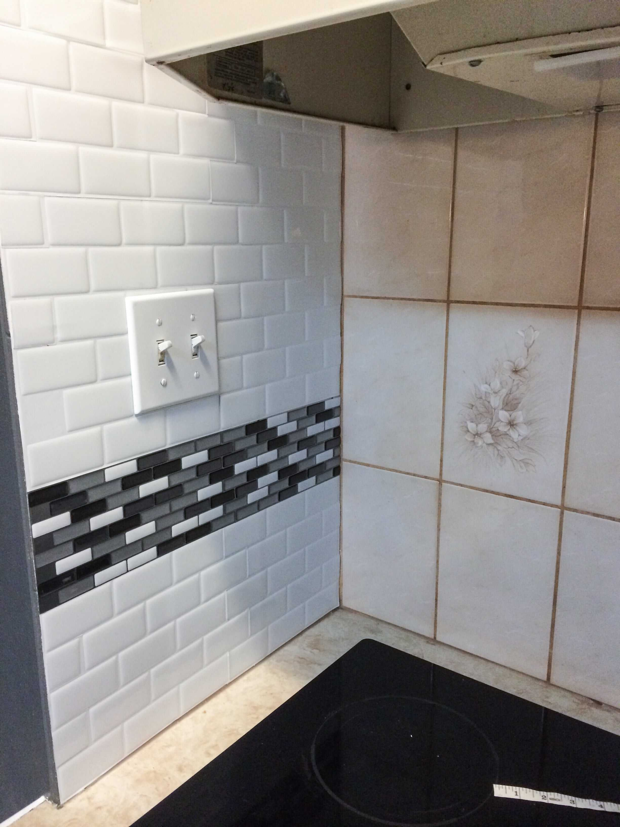 Smart Tiles Kitchen Backsplash