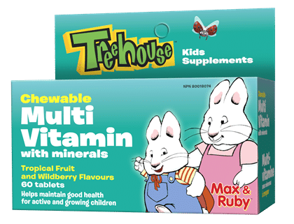 treehouse kids supplement