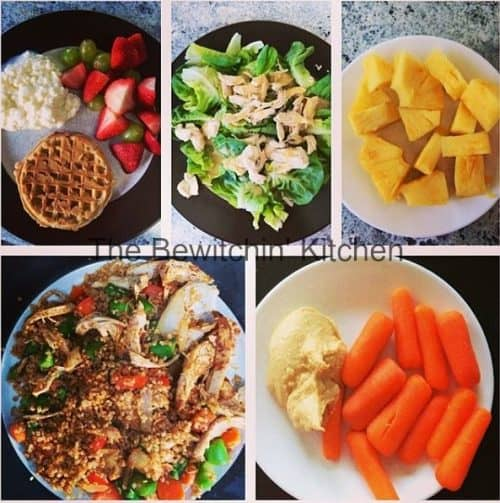 21 day fix food ideas