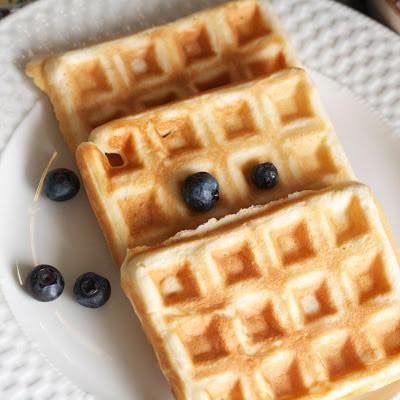 Best Buttermilk Waffles - Mmm Is For Mommy