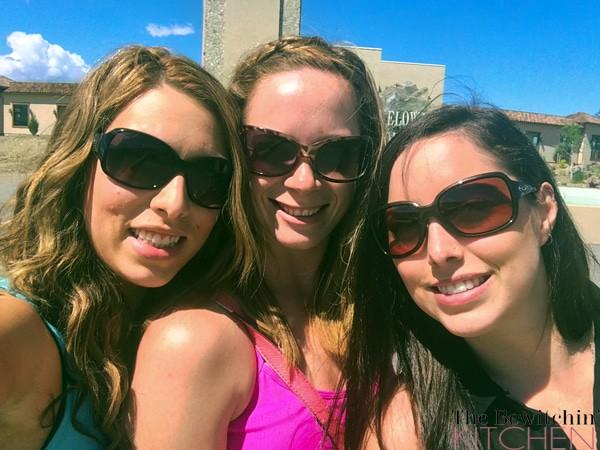 Kelowna Girls Trip