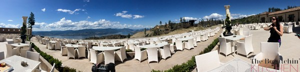 Kelowna Mountain Amphitheatre - Great place to get married