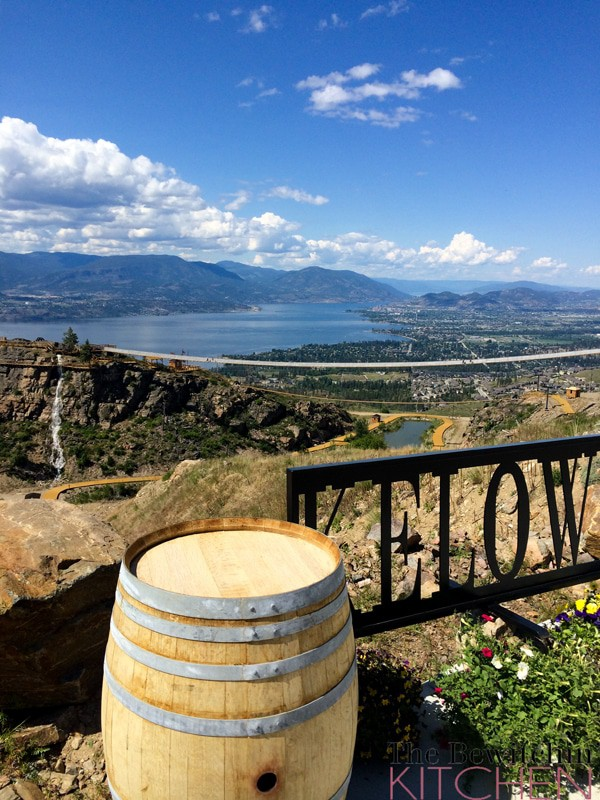 Kelowna Travel - Stunning View From Kelowna Mountain
