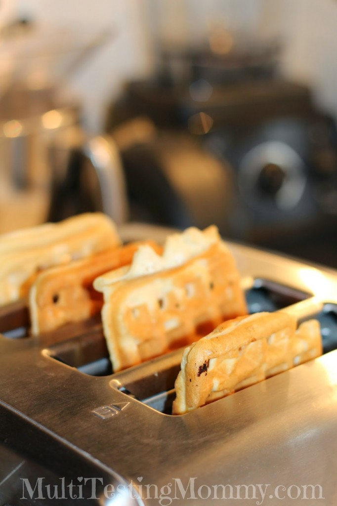 Waffles with Greek Yogurt - Canadian Moms Cook