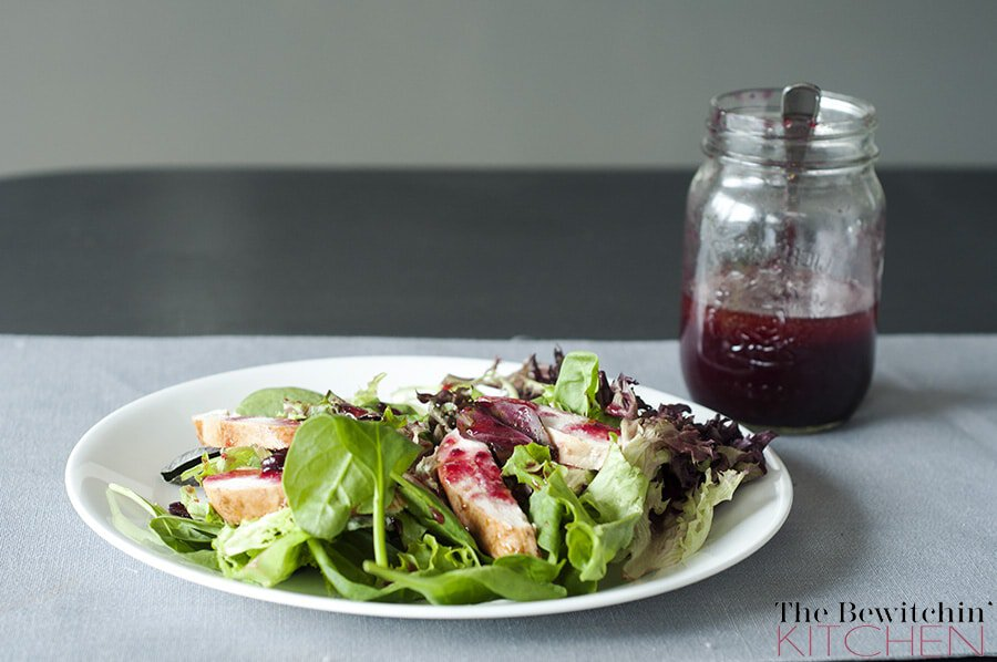 Wildberry Vinaigrette