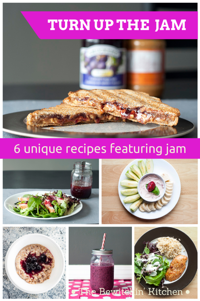 6 Unique Jam Recipes