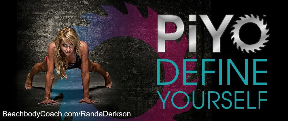 PiYo - Contact Randa to order