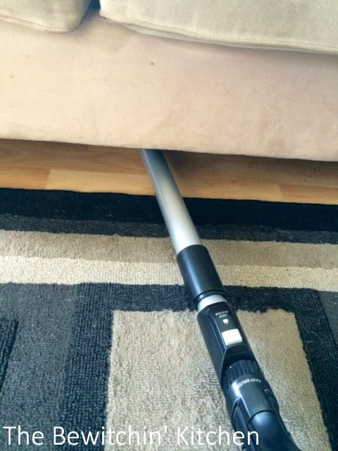 This vacuum is awesome and does so much more then my old Dyson