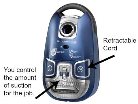 rowenta vacuum does everything
