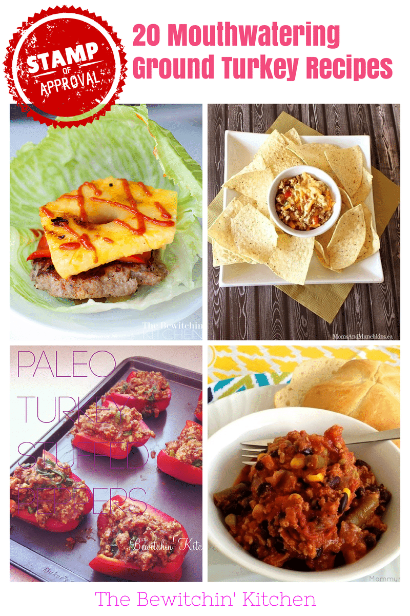 Ground Turkey Recipes