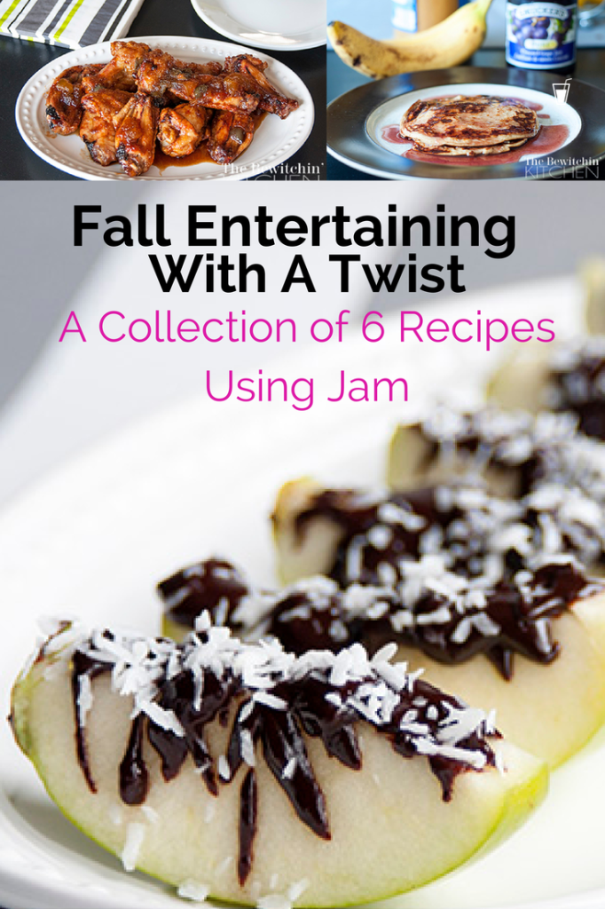 Fall Entertaining With a Twist_ 6 Recipes Using Jam
