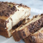 Chocolate Chip Quick Bread - 5 minutes of prep and you're done. Perfect for those forgotton bake sales or class parties