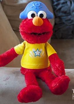 Let's Imagine Elmo