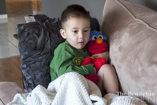 Let's Imagine Elmo - a great toy for toddlers for Christmas