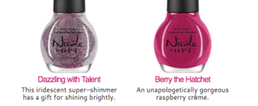Nicole By OPI Fall Into Color New Shades