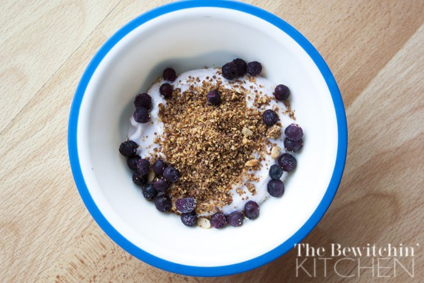 Now For Mothers Healing Mix Breakfast Bowl