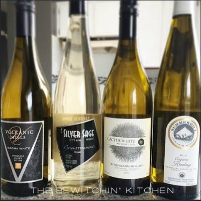 Okanagan Wineries - My top 5 favorite.
