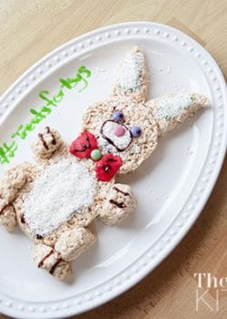 Rice Krispies Bunny