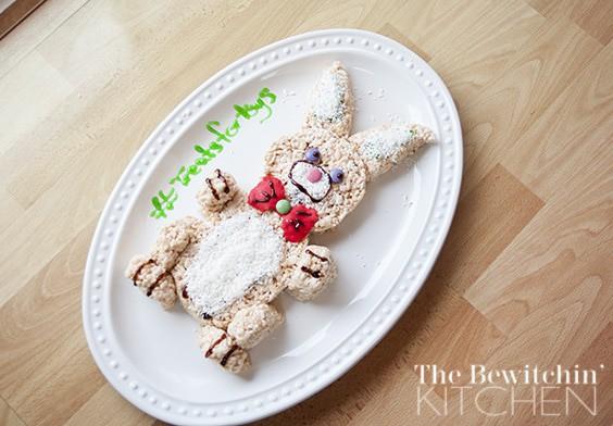 Rice Krispies Bunny