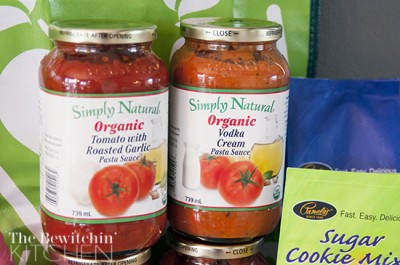 Simply Natural Organic Tomato Sauce