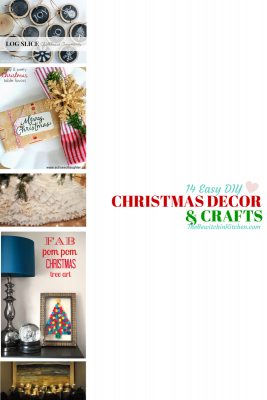 14 DIY Christmas Decor and Crafts