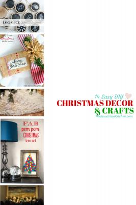 14 DIY Christmas Decor and Crafts