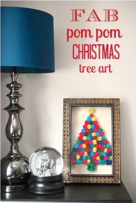 Christmas Tree Art